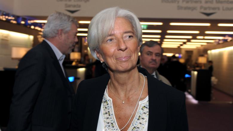 Lagarde- Mediafax