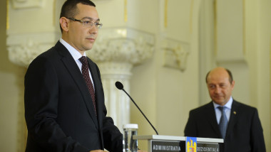 CTP: Pe Băsescu îl interesează să comunice că Ponta l-a preferat pe el, nu pe Antonescu