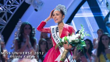 Trofeul Miss Univers 2012, adjudecat de reprezentanta Statelor Unite