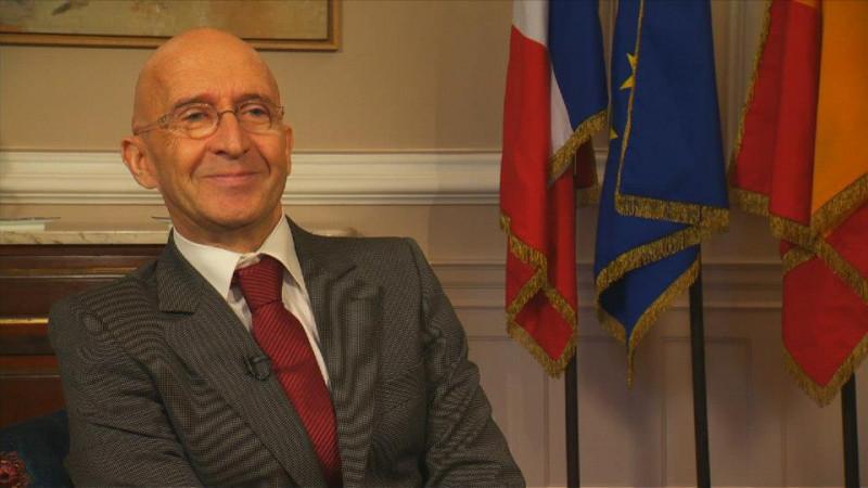 Ambasadorul Franţei la București, Philippe Gustin | DIGI24