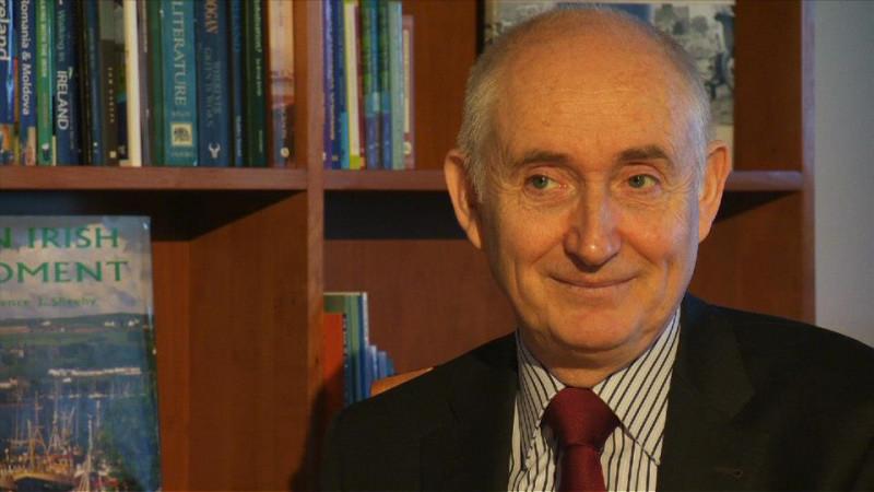 Ambasadorului Irlandei la Bucureşti, Oliver Grogan | DIGI24