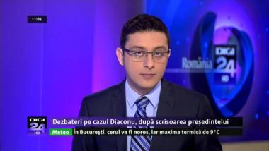Cererea președintelui Băsescu, respinsă. Mircea Diaconu rămâne senator