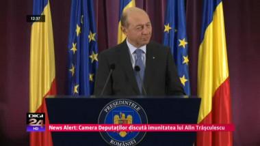 Traian Băsescu: Dacă plecăm cu ideea de veto şi îl şi anunţăm, suntem în afara negocierilor