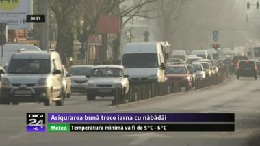 Pagubele cauzate de iarna grea, acoperite doar prin poliţe de asigurare suplimentare