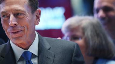 Principalii protagoniști din scandalul Petraeus