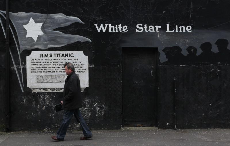 White Star Line | AFP/MEDIAFAX FOTO