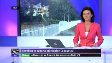 Cât costă Revelionul în cabanele de vânătoare ale lui Ceaușescu