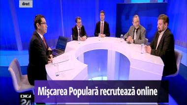 Daniel Barbu: Asistăm la ultimul derapaj intelectual, cu accente clinice, al cercului lui Băsescu