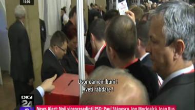 CONGRES PSD. Votul electronic, un eşec organizatoric