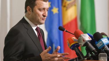 Vlad FiLat premierul Moldovei - mfax-1