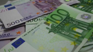 Noua bancnotă de 5 euro are figura personajului mitic Europa