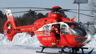 ELICOPTER SMURD-Mediafax Foto-Marcella Dragan