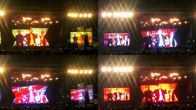 Depeche Mode in Bucharest May 15 2013
