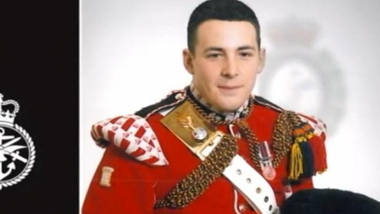 militar britanic