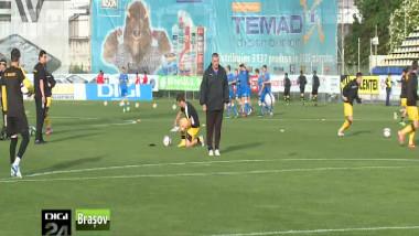 FC BRASOV JOACA OFENSIV