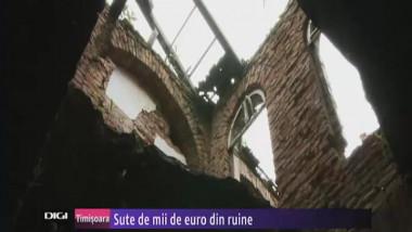 N16 Sute de mii de euro din ruine 290513