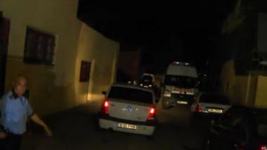 masina becali arest