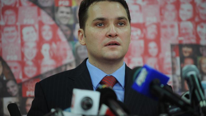 DAN SOVA PSD-Mediafax Foto-Razvan Lupica