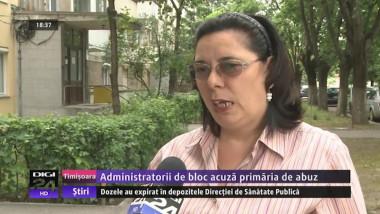administrator de bloc