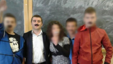 profesor nazist
