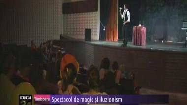 spectacol de magie si iluzionism 1