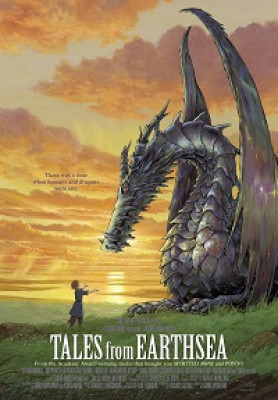 tales from earthsea movie poster 01