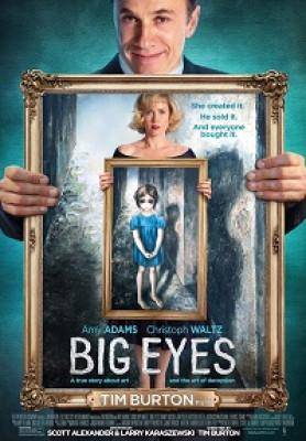 big eyes movie poster 2