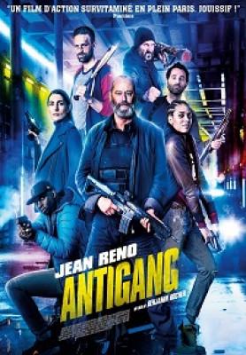 Antigang poster goldposter com 4