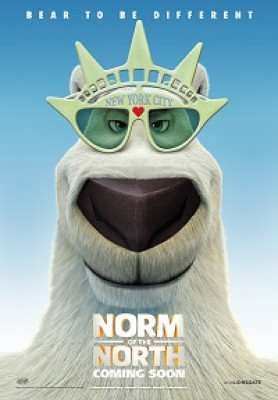 Norm of the North - Teaser Poster