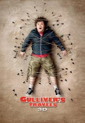 gulliver s travels poster