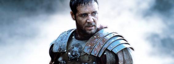 russell crowe gladiatorul
