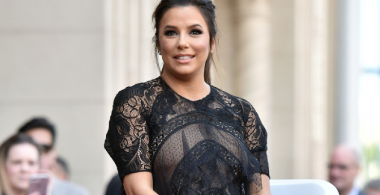 eva longoria walk of fame