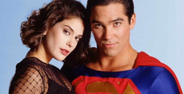 lois and clark superman