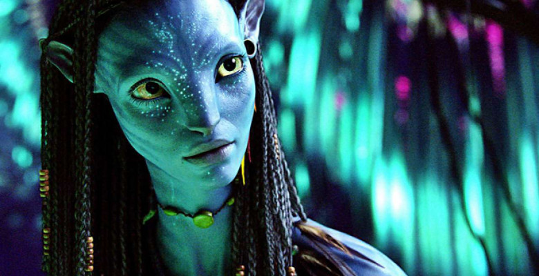 neytiri din avatar captura din film