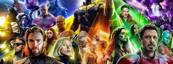 avengers infinity war lansare
