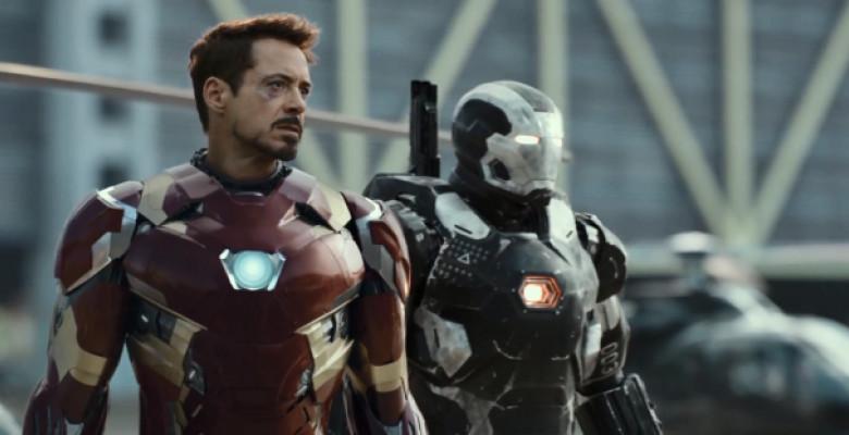 iron man infinity war costum