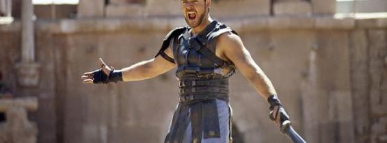 russel crowe gladiatorul