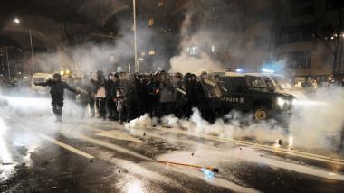 bulgaria proteste violente - mfax