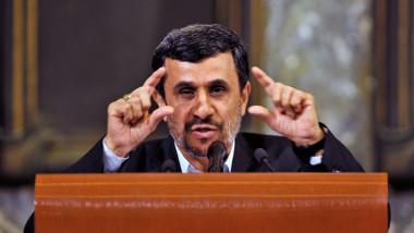 liderul iranian mahmoud ahmadinejad afp