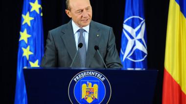 traian basescu presidency to 17 iun