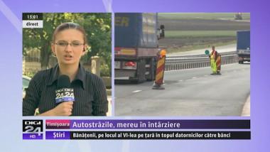 autostrada Timisoara Arad