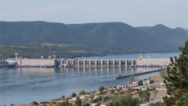 portile de fier - hidroelectrica