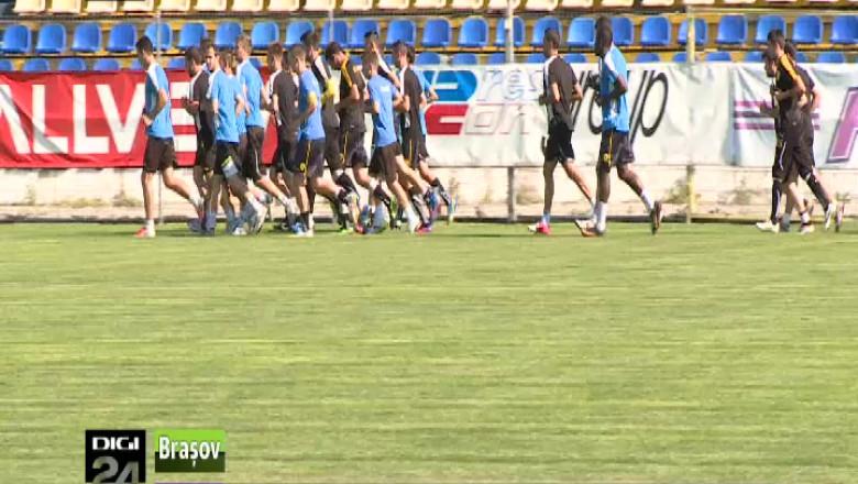 FC BRASOV A AJUNS IN SLOVENIA