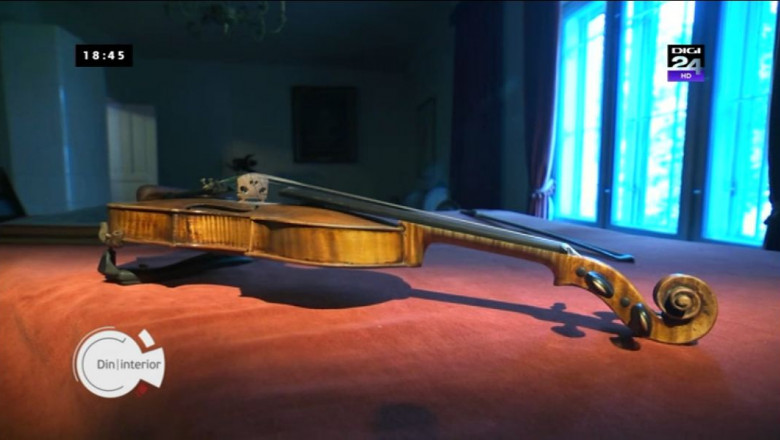 viori stradivarius guarneri romania