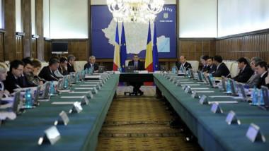sedinta guvern ponta II gov ro-2