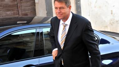 Klaus Iohannis-Mfax