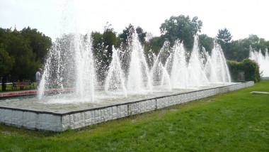 fantani parcul 1 decembrie Oradea