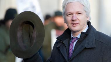 julian assange afp