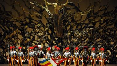garda vaticanului afp