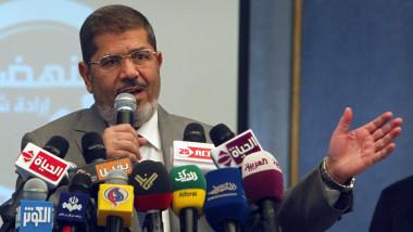mohamed mursi sau morsi presedinte egipt - reuters